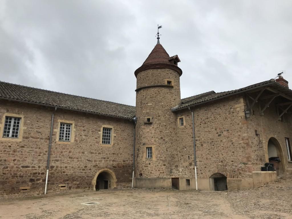 Journées portes ouvertes au Chateau de Juliénas - Beaujolais